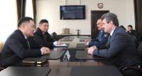 В Туве побывал заместитель директора Федеральной службы исполнения наказаний