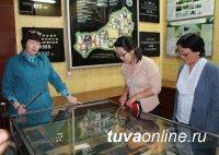 Завершился визит в Туву делегации Увсанурского аймака Монголии