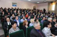 Руководителем регионального Оргкомитета Народного фронта в Туве избрана Дина Оюн