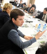 В Туве решаются вопросы внедрения современных технологий строительства жилья