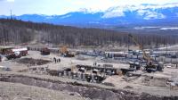 На строительстве новой ТЭЦ в Туве завершаются работы «нулевого цикла»