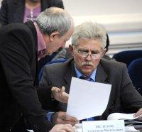 Главы муниципалитетов Сергей Ондар и Александр Шелехов награждены медалью «За доблестный труд»