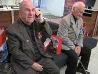 В Туве операторы сотовой связи предоставляют льготные тарифы ветеранам Великой Отечественной войны