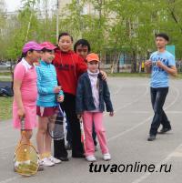 Девять медалей завоевали теннисисты Тувы на межрегиональном турнире в Минусинске