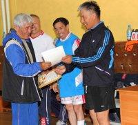 В Туве турнир по баскетболу организовала семья фанатов этой игры
