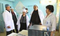 Улуг-Хемский межмуниципальный медцентр Тувы укрепляется структурно, кадрово и технически
