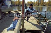 В Туве заканчивается подготовка к навигации паромных переправ
