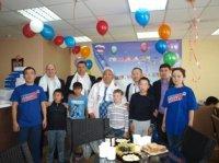 30 детей-сирот получили в подарок от Ларисы Шойгу планшеты Air Tab