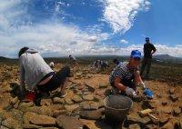 """Тувинские волонтеры отправляются в """"Долину царей"""" на раскопки"""