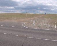 В Туве началось строительство объездной дороги вокруг столицы для большегрузов