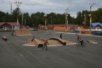 В Туве появится первый скейт-парк