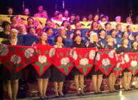 Хор из почти 1000 человек в Туве в День России исполнит гимн страны
