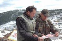 Тувинские лесопатологи взяли под контроль леса вокруг будущего китайского рудника