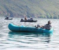 Алексей Мальцев (Танды) с самым большим уловом занял первое место среди рыболовов-любителей Тувы