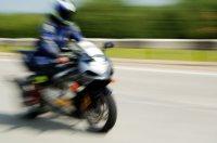 За пять месяцев в Туве произошло четыре ДТП с участием мотоциклистов