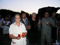 В Туве 22 июня в 22 часа на площади Победы будут зажжены Свечи Памяти