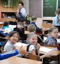 Власти Тувы решают вопросы обеспечения школьной формой детей-сирот