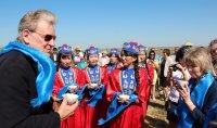 Программа визита в Туву американского буддолога Роберта Турмана