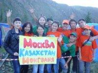 Студенты из Тувы на каникулах пишут диктанты, убирают озера, соревнуются в спорте