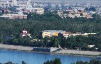 Территории напротив реконструируемой левобережной набережной Кызыла нужна комплексная застройка