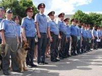 Полицейских Тувы поблагодарили за отличную работу на Универсиаде