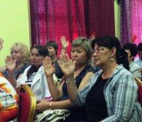 «Единая Россия» в Туве сформировала команду на выборы в столичный парламент