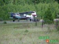Самолет, следовавший из Кызыла до курорта Уш-Бельдир, вернулся из-за тряски двигателя