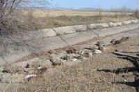 В Туве приступили к восстановлению одной из первых оросительных систем
