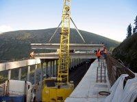 Реконструированная удлиненная «Полка» сможет выдерживать 9-балльные подземные толчки