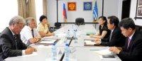 Посланцы ассоциации стран северной Азии заинтересовались Тувой