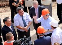 Виктор Толоконский: «Я впечатлен масштабами коммунального строительства, развернутого в Туве