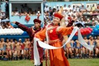 Программа праздничных и спортивных мероприятий, посвященных Дню Республики