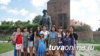 Правнуки тувинских добровольцев по возвращении из Ровно проведут субботники на улице, названной в честь их прадедов