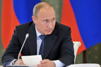 Президент Владимир Путин поддержит угледобывающие проекты на территории Тувы