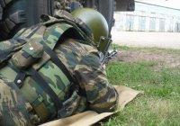 В Туве на учениях отработали действия правоохранителей в ситуации с захватом заложников