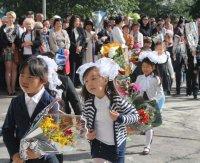 Кызылскую школу № 3, пострадавшую в ходе сейсмособытий, практически заново отстроили