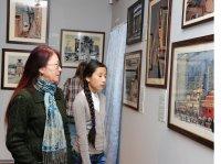 """Картины из фондов """"Музея Москвы"""" представлены на выставке в Кызыле"""