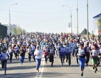 В Туве в Кроссе Нации участвовало более 2000 человек