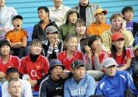 В Туве стартовал футбольный турнир на призы Главы Тувы