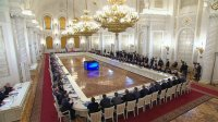 Шолбан Кара-оол принял участие в заседании Госсовета по бюджету