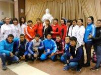 Кубок губернатора Ростовской области вручен студенческой команде ТувГУ