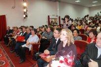 В Кызыле после капитальной реконструкции открылся Дом культуры «Строитель»