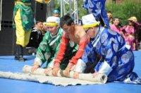 Мастера Тувы поедут на Международный форум по войлоковалянию в Монголию