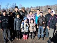 18 детей Олега и Саяны Тава
