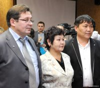 Порядок присоединения к ОНФ появится после обсуждения с  региональными Штабами