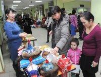 Глава Тувы поздравил актив Союза женщин Тувы с Днем матери
