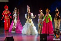 Ооржак Алдынай представит Туву на конкурсе красоты «Miss Asia Moscow-2013»