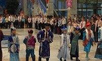 12 школьников из Тувы поедут на Кремлевскую елку