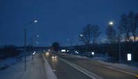 Работы по уличному освещение улиц Рабочей, Колхозной, Ровенской ведутся в круглосуточном режиме