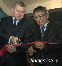 Участок ОАО «Тываэнергосбыт» теперь и в Шагонаре